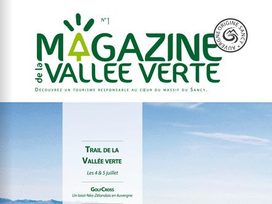 Sancy Resort Magazine de la vallée verte