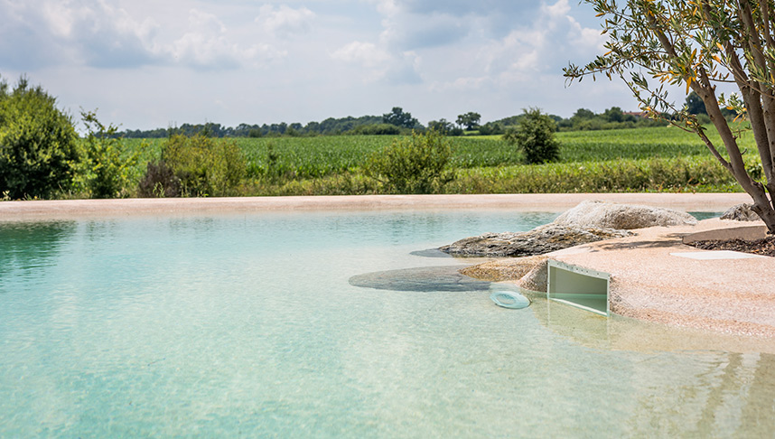 piscine lagon naturelle NaturaSwim de NaturaDream